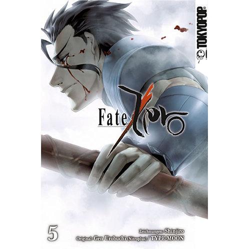 Fate / Zero - Band 5 (Manga   Tokyopop)