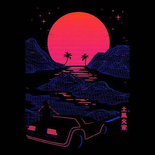 Midnight Drive (T-Shirt | Ladies S - XL)