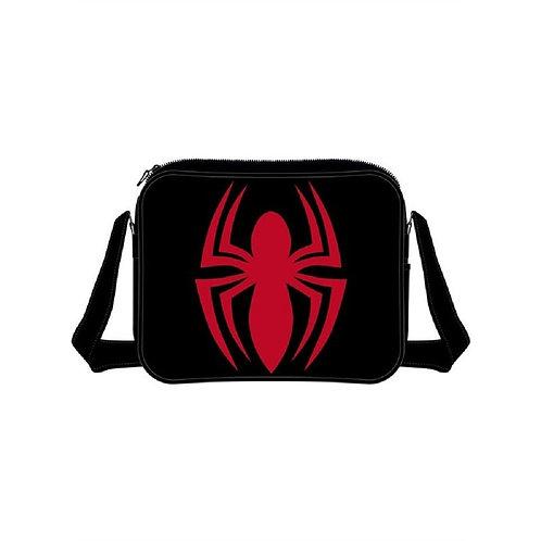 Spider-Man - Logo - Marvel (Umhänge Tasche)