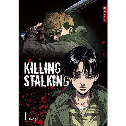 Killing Stalking - Band 01 (Manga | altraverse)