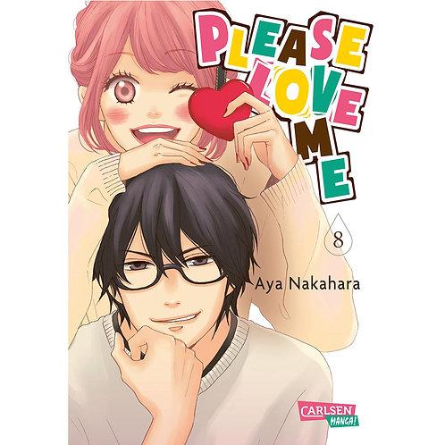 Please Love Me - Band 8 (Manga | Carlsen Manga)