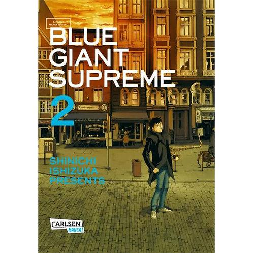 Blue Giant Supreme - Band 2 (Manga   Carlsen Manga)