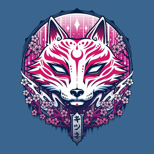 Kitsune (T-Shirt | Ladies)