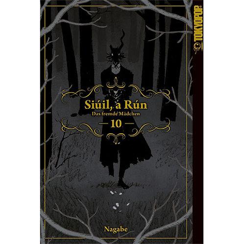Siúil, a Rún – Das fremde Mädchen - Band 10 (Manga | TokyoPop)