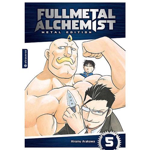 Fullmetal Alchemist Metal Edition - Band 5 (Manga | altraverse)