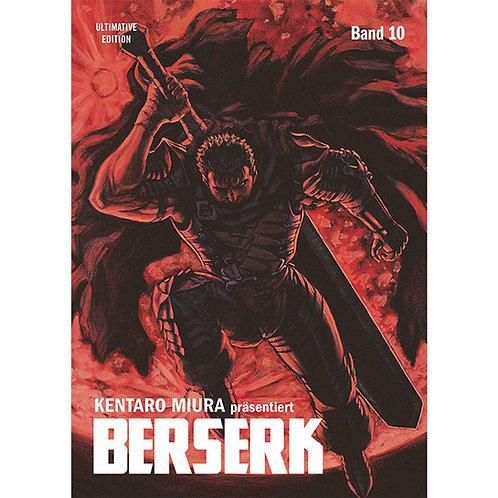 Berserk: Ultimative Edition - Band 10 (Manga   Panini Manga)
