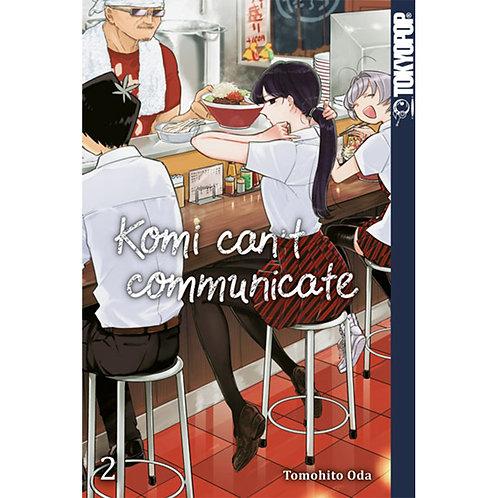 Komi can't communicate - Band 2 (Manga | TokyoPop)