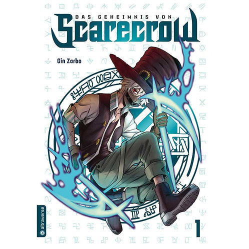Das Geheimnis von Scarecrow - Band 1 (Manga | altraverse)
