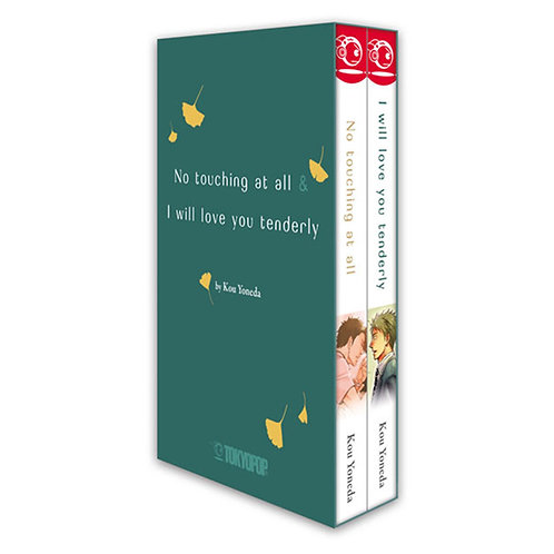 I will love you tenderly + No touching at all Boxset (Manga   Tokyopop)