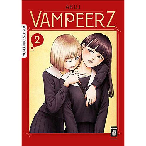 Vampeerz - Band 2 (Manga | Egmont Manga)