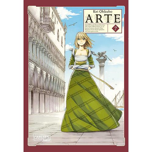Arte - Band 7 (Manga   Carlsen Manga)