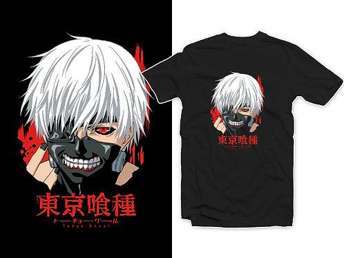 Tokyo Ghoul - Kakugan (T-Shirt - Unisex)