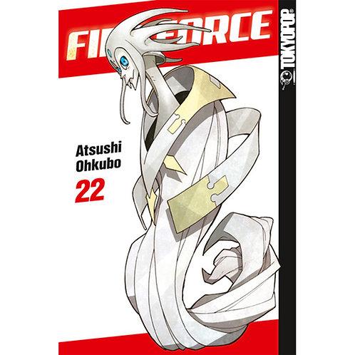 Fire Force - Band 22 (Manga | TokyoPop)