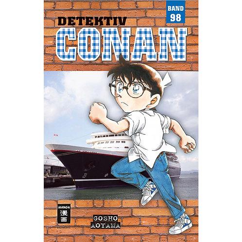 Detektiv Conan - Band 98 (Manga | Egmont Manga)