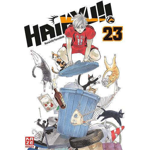 Haikyu!! - Band 23 (Manga | Kazé)