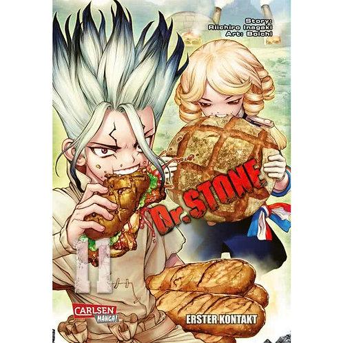 Dr. Stone  - Band 11 (Manga | Carlsen Manga)