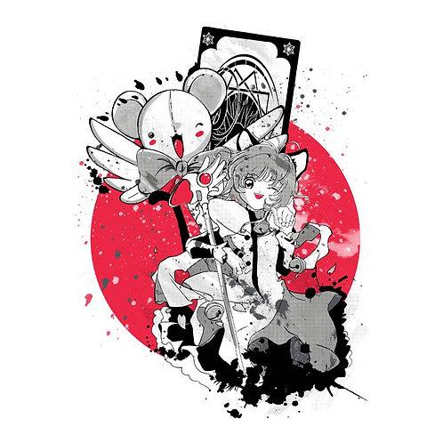 Sakura Sketch (T-Shirt | Ladies S - XL)