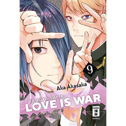 Kaguya-sama: Love is War - Band 9 (Manga | Egmont Manga)