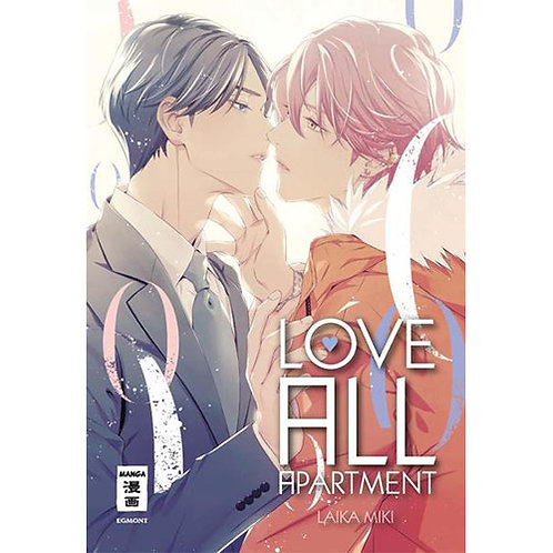 Love All Apartment (Manga   Egmont Manga)