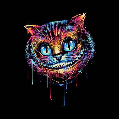 Colorful Cat (T-Shirt | Unisex)
