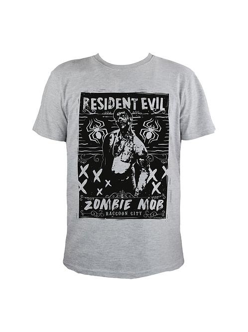 Resident Evil - Zombie Mob (T-Shirt - Ladies)