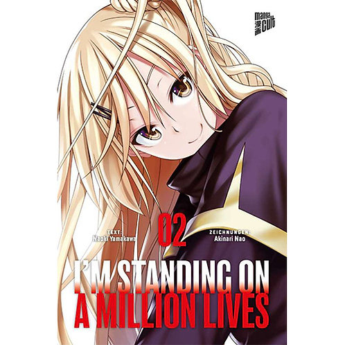 I'm Standing on a Million Lives - Band 2 (Manga   Manga Cult)