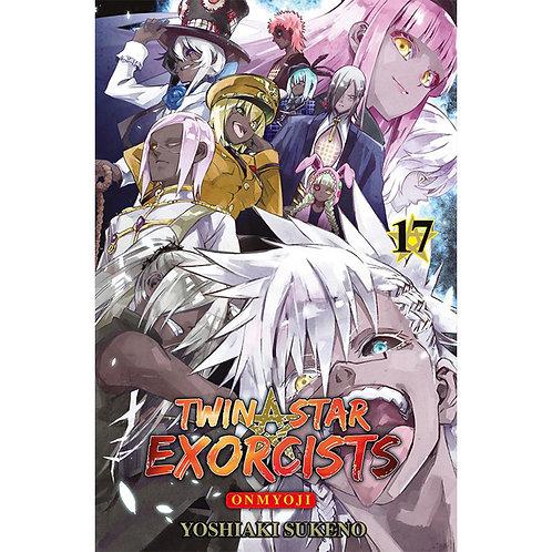 Twin Star Exorcists: Onmyoji - Band 17 (Manga | Panini Manga)