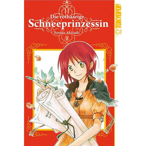 Die rothaarige Schneeprinzessin - Band 1 (Manga | TokyoPop)