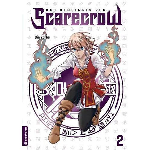 Das Geheimnis von Scarecrow - Band 2 (Manga   altraverse)
