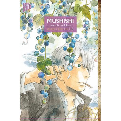 Mushishi  - Perfect Edition - Band 3 (Manga | Manga Cult)