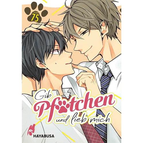 Gib Pfötchen und lieb mich! - Einzelband (Manga | Hayabusa)