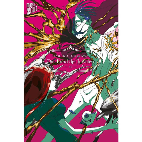 Das Land der Juwelen - Band 11 (Manga | Manga Cult)