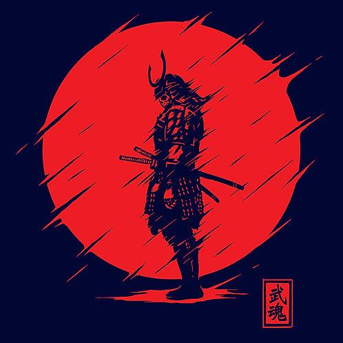 Samurai Spirit (T-Shirt - Unisex S - 3XL)