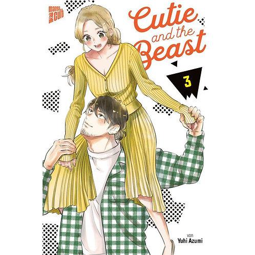 Cutie and the Beast - Band 3 (Manga | Manga Cult)