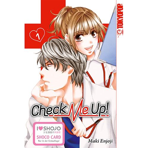 Check Me Up! - Band 01 (Manga | TokyoPop)