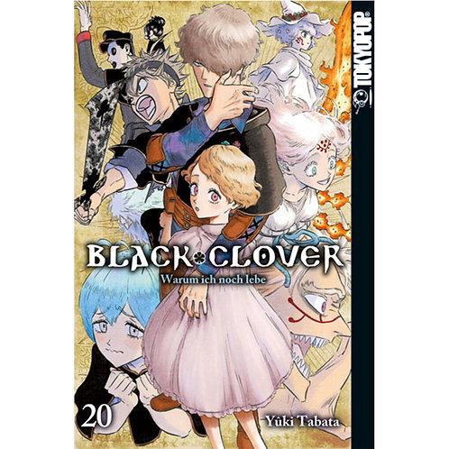 Black Clover - Warum ich noch lebe - Band 20 (Manga | TokyoPop)