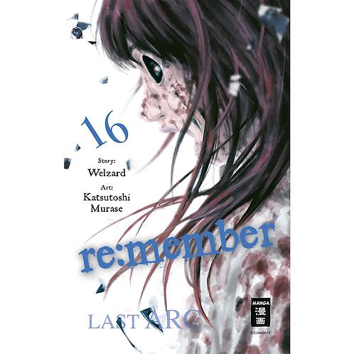 re:member - Band 16 (Manga | Egmont Manga)