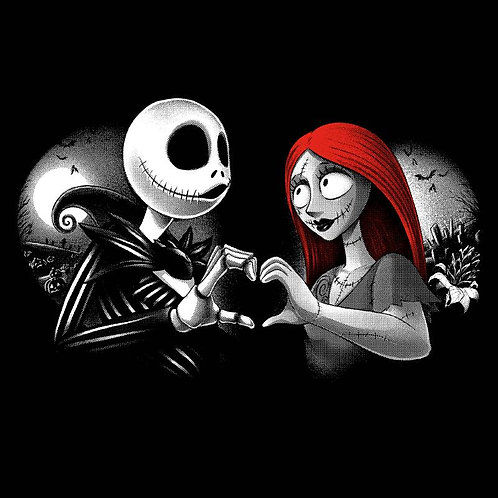 Her Skeleton - His Doll (T-Shirt | Ladies S - XL)