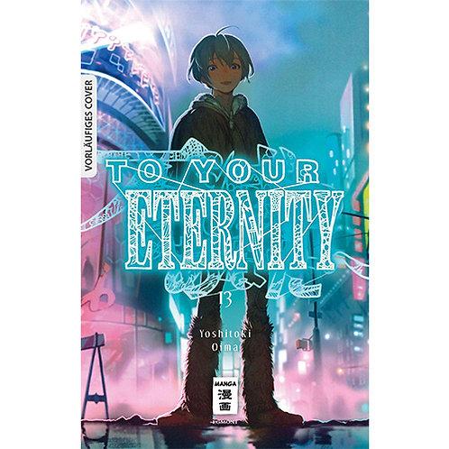 To Your Eternity - Band 13 (Manga | Egmont Manga)