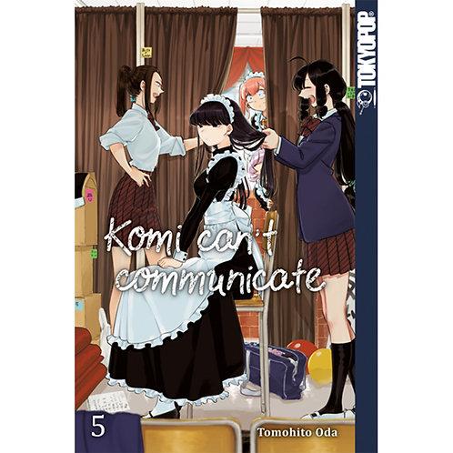 Komi can't communicate - Band 5 (Manga | TokyoPop)