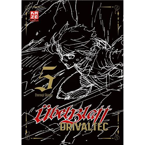 Übel Blatt: Drivaltec (3-in-1-Edition) – Band 5 (Manga | Kazé)