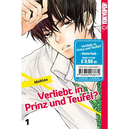 Verliebt in Prinz und Teufel? - Starter Pack - Band 1 & 2 (Manga   TokyoPop)