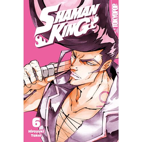Shaman King - Band 06 (Manga   TokyoPop)