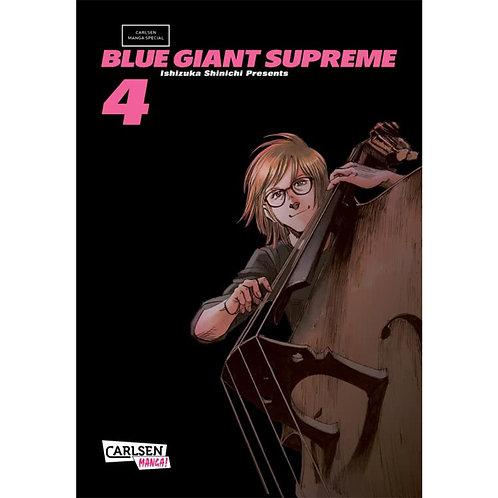 Blue Giant Supreme - Band 4 (Manga   Carlsen Manga)