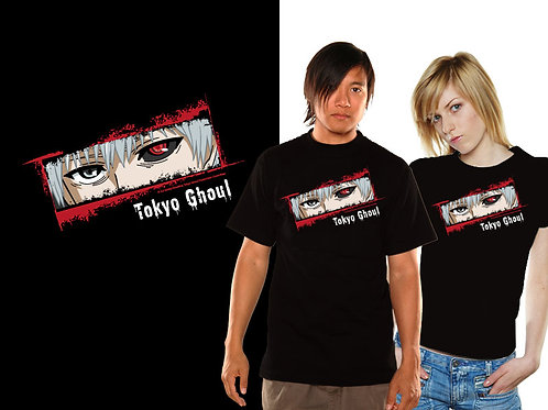 Tokyo Ghoul - Kaneki Eyes (T-Shirt - Unisex)