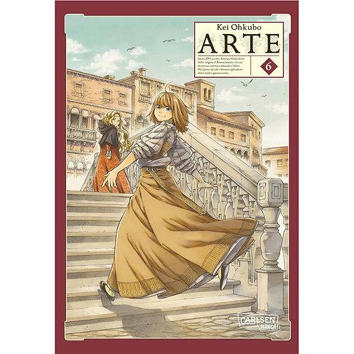 Arte - Band 6 (Manga | Carlsen Manga)