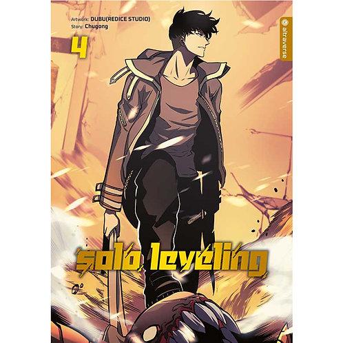 Solo Leveling - Band 04 (Manga | altraverse)