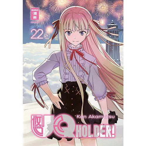 UQ Holder! - Band 22 (Manga | Egmont Manga)