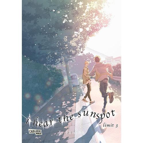 I Hear The Sunspot - Limit - Band 3 (Manga   Carlsen Manga)
