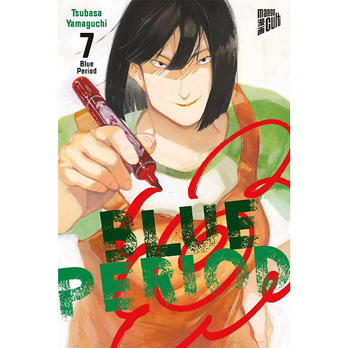 Blue Period - Band 7 (Manga   Manga Cult)